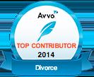 Top Contributor 2014 - Divorce