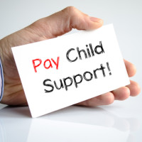 Pay your child support