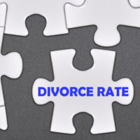 Divorce Rate puzzle