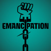 Emancipation sign