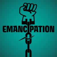 Emancipation sign