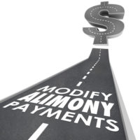 Modify alimony payment