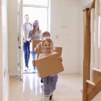 Relocation child custody