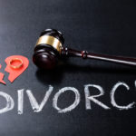 The Divorce sign