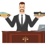 lawyer dividing assets
