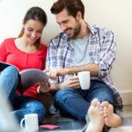ex-spouse cohabitates