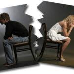 Couple undergoing legal separation