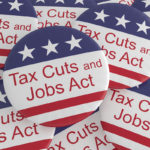 Badge highlights tax cuts and job act in New Jersey