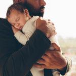 Father custody of newborn boy
