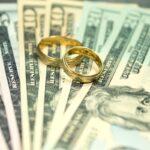 Eheringe und Bargeld